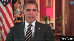 Барак Обама, президент США.