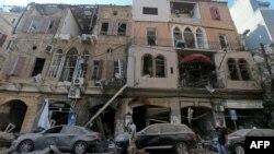 خانههای تاریخی محله جمیزه در بیروت