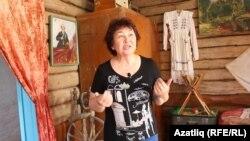 Башкортстанның Тәмәнәк авылындагы этнография музее