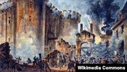 Căderea Bastiliei, 14 iulie 1789