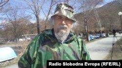 Радован Димитриески , Спортско риболовно друштво Свети Апостол Петар, Охрид.