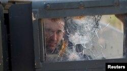 یک سرباز نیروهای واکنش سریع ارتش عراق در موصل