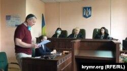 Петро Михальчевський у суді