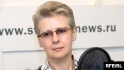 Lilya Shevtsova, a political analyst with the Moscow Carnegie Center
