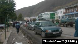 Поселок Гарм в Раштском районе (фото из архива)