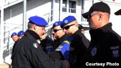 Pjesëtarë të EULEX-it