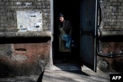 Київський район Донецька, 27 березня 2015 року