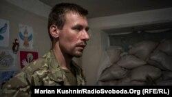 В'ячеслав Рибак – медик-доброволець