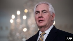 U.S. Secretary of State Rex Tillerson will visit NATO in Brussels next week.