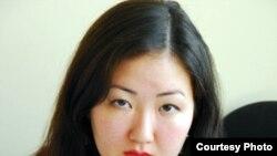 Мадина Аимбетова, журналист газеты «Время».