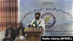 سید اکبر آغا یکی از مقامهای پیشین گروه طالبان