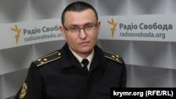 Представитель Генштаба Вооруженных сил Украины Владислав Селезнев
