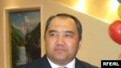 Мурат Саралинов, Улуттук олимпиада комитетинин президенти.