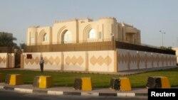 دفتر سیاسی گروه طالبان در قطر