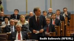 Rasprava u Skupštini