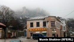 Бахчисарай, старе місто