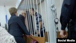 На суде по вопросу о продлении ареста Сергея Рыжова