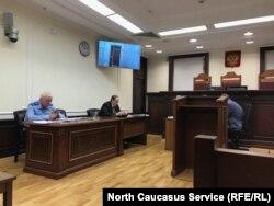 Зал заседания Верховного суда России