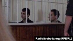 Cлухання кримінальної справи підозрюваних у зґвалтуванні та спробі спалення 18-річної Оксани Макар, Миколаїв, 24 травня 2012 року