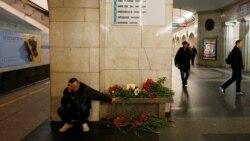 Sankt Peterburg hüjüminiň şübhelisi 'Gyrgyzystanda doglan ors raýaty'