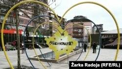 Na marginama razgovara se ponovo povela i polemika o broju država koje su priznale Kosovo