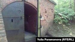 Форт в советские годы использовался как склад