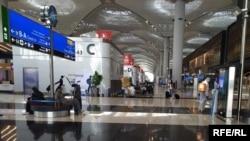 Стамбулдагы аэропорт. Май, 2020-жыл.