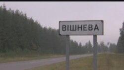 Асьвячэньне крыніцы ў мястэчку Вішнёва