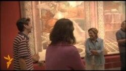 Фреску Боттічеллі «Благовіщення» вперше привезли до Ізраїлю