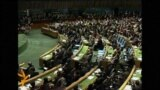Palestinians Celebrate UN Vote To Upgrade Status