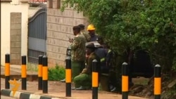 Kenyan Forces Surround Besieged Shopping Mall