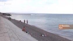 Надежды крымчан на курортный сезон (видео)