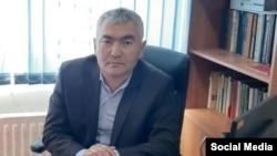 Рустам Пакирдинов.