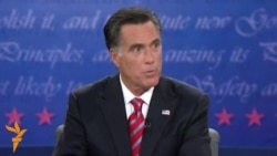 Obama, Romney Clash On Foreign Policy