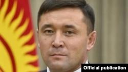 Канат Шабданбаев.