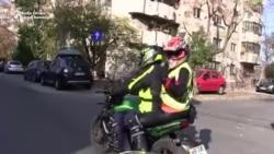 La școala (moto) de fete