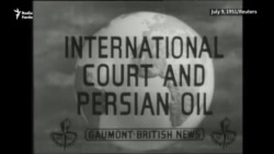Hague's International court meets on Persian oil dispute