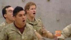 Принц Гарри исполнил боевой танец племени маори