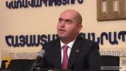Արմեն Աշոտյան. «Դրամա չկա այդտեղ»