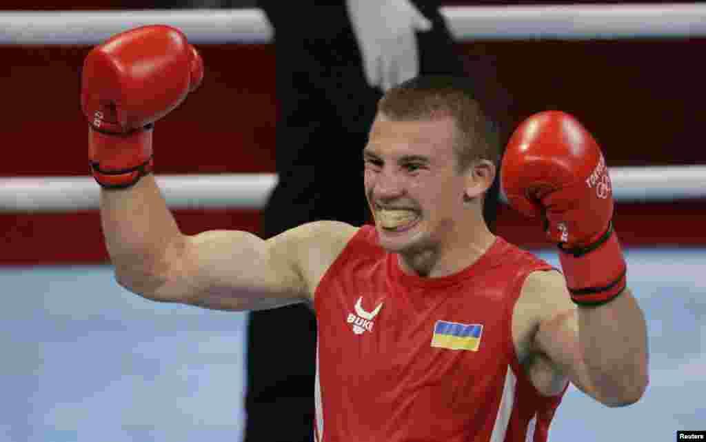 26-річний український боксер Олександр Хижняк завоював срібло Олімпіади Токіо в змаганнях із боксу у ваговій категорії до 75 кг