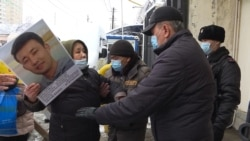 Mother Demands Release Of Her Two Sons From Separate Chinese, Kazakh Detentions