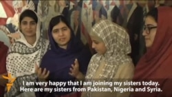 Malala: We Are Raising Our Voices For Our Rights