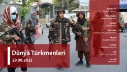 """Etniki türkmenleriň Owganystanyň täze şertlerindäki orny we """"Talybanyň"""" legitimlik gözlegleri"""