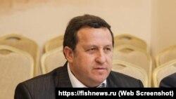 Валерій Сивочуб, президент Асоціації рибопромисловців Севастополя та Криму