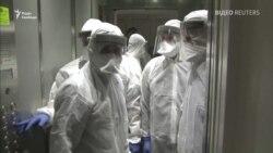 Поліцейські Ізраїлю арештовують за недотримання карантину через епідемію коронавірусу – відео
