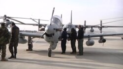Afghanistan Puts New Aircraft On Display In Kabul