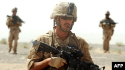 По словам президента Обама, войска начнут возвращаться из Афганистана через восемнадцать месяцев