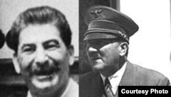 """Сталин и Гитлер - участники """"шахматной партии"""" 1941 года"""