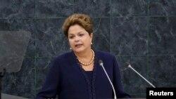 Бразилската претседателка Дилма Русеф