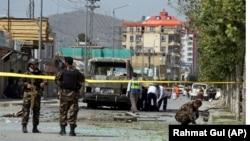 Kabul, foto nga arkivi